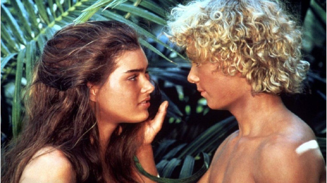 A 37 años de la famosa película La Laguna azul, así están sus protagonistas