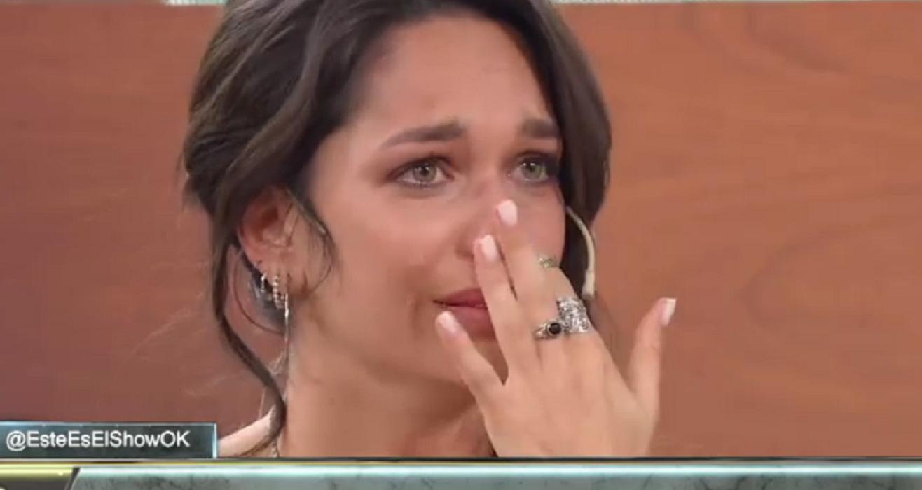 Sofía González confirmó su crisis con Agustín Casanova