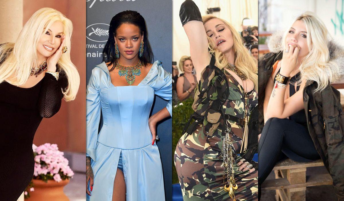 Las famosas que dieron que hablar por el uso del Photoshop