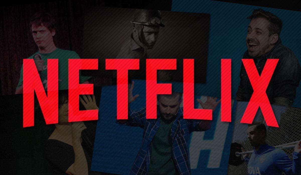 Conocé las nuevas producciones argentinas para Netflix