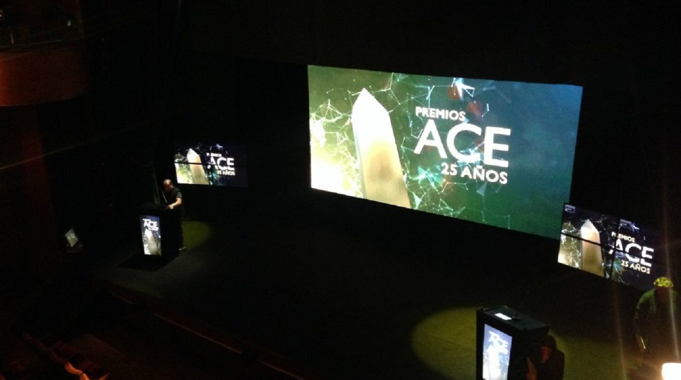 Los Premios ACE