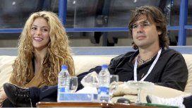 Antonito de la Rúa administraba millones de Shakira
