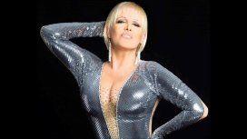 A Valeria Lynch no le gusta cantar Ámame en cámara lenta