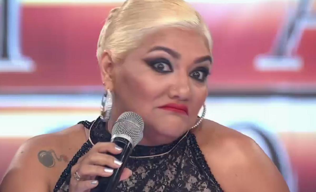 El ataque de furia de Bomba Tucumana contra su ex en ShowMatch