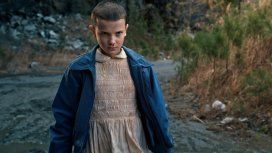 Millie Bobby Brown es Eleven en Stranger Things