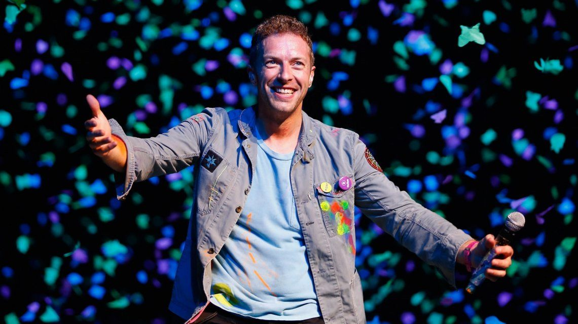 Coldplay tocará en la Argentina