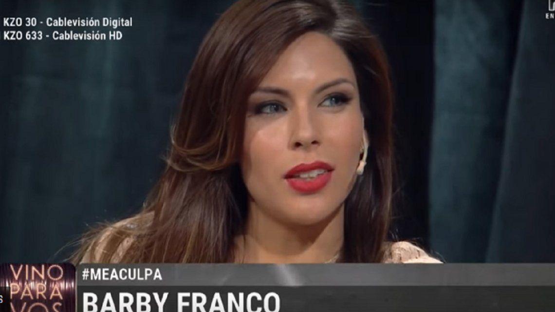 Barby Franco reveló que sufrió violencia de su padre: Me gatillaba