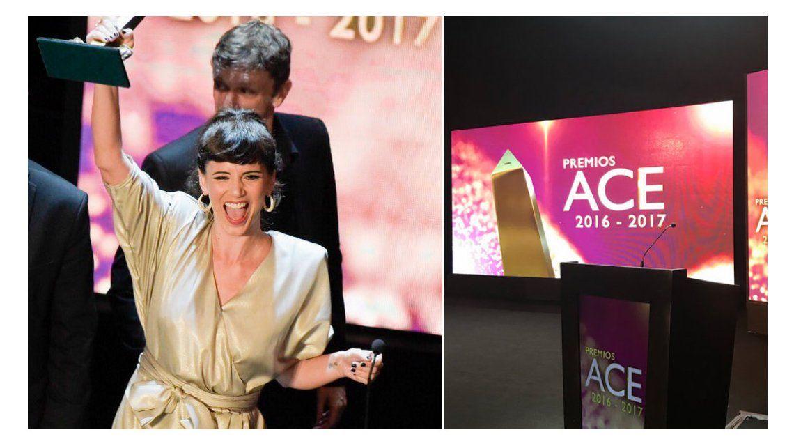 Premios Ace 2017