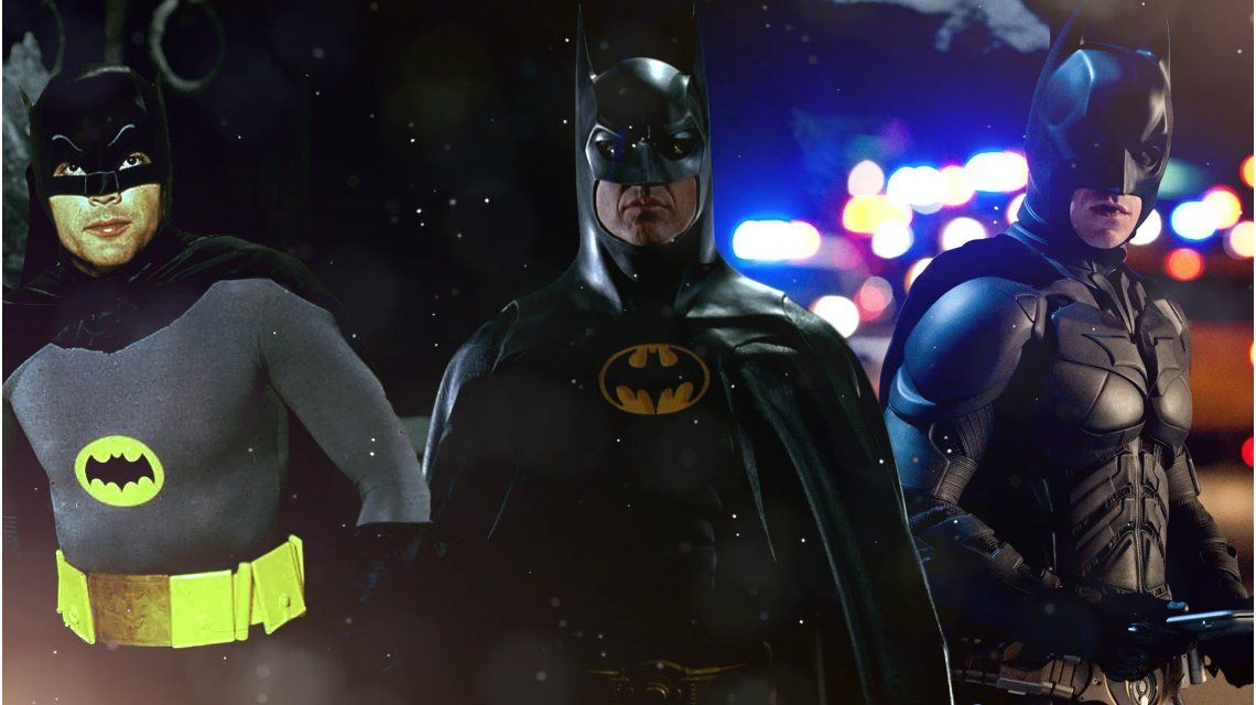 Llega al cine La Liga de la Justicia: así evolucionó Batman hasta hoy
