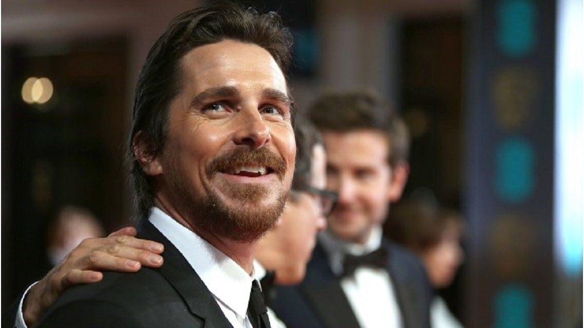 Christian Bale, irreconocible para su nuevo personaje de Dick Cheney