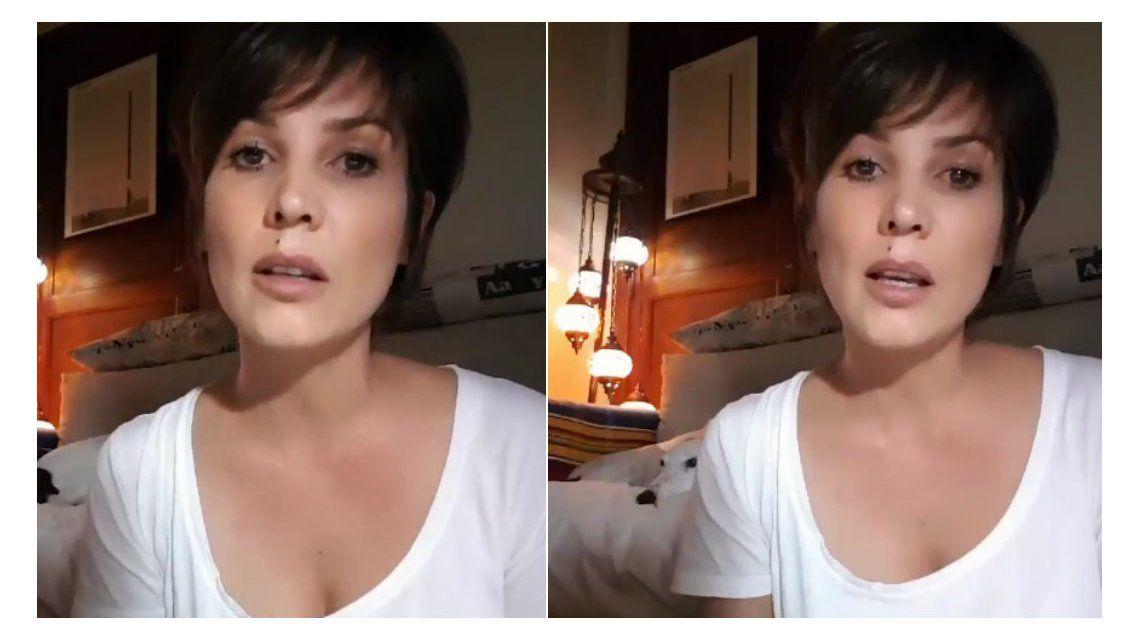 El video de Ursula Vargues pidiendo disculpas por sus tuits sobre los judíos