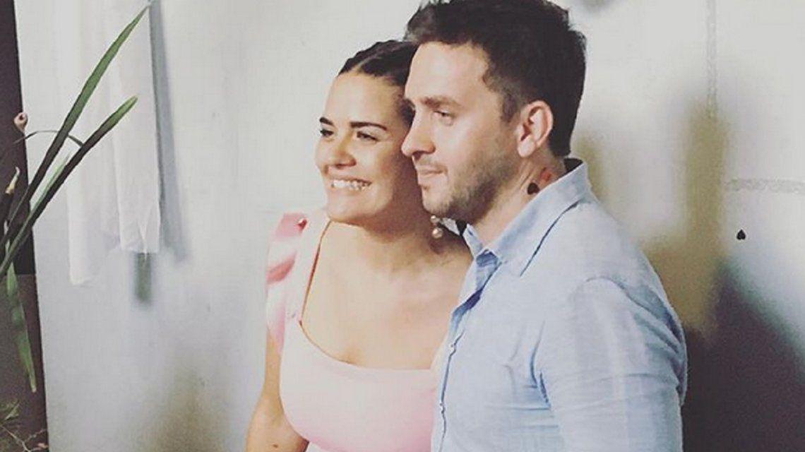 Mica Vázquez se casó luego de tres años de noviazgo
