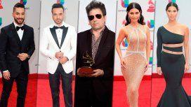 Éstos son los mejores y peores looks de los Grammy Latinos 2017