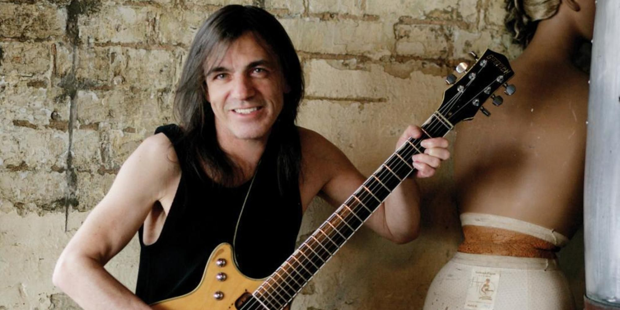 Murió Malcolm Young