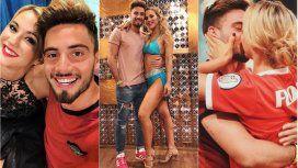 Flor Vigna y Nico Occhiato apuestan al amor