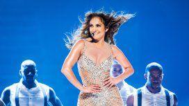Jennifer Lopez, en Dubai