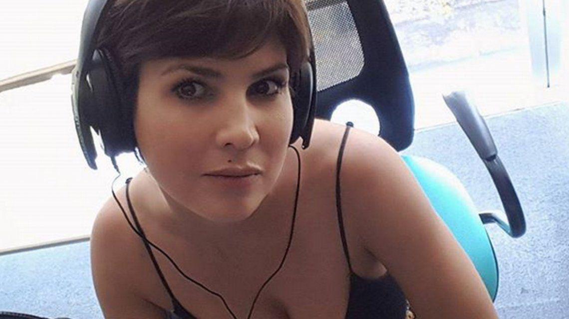 Ursula Vargues denunció que en el programa de Doman la censuraban