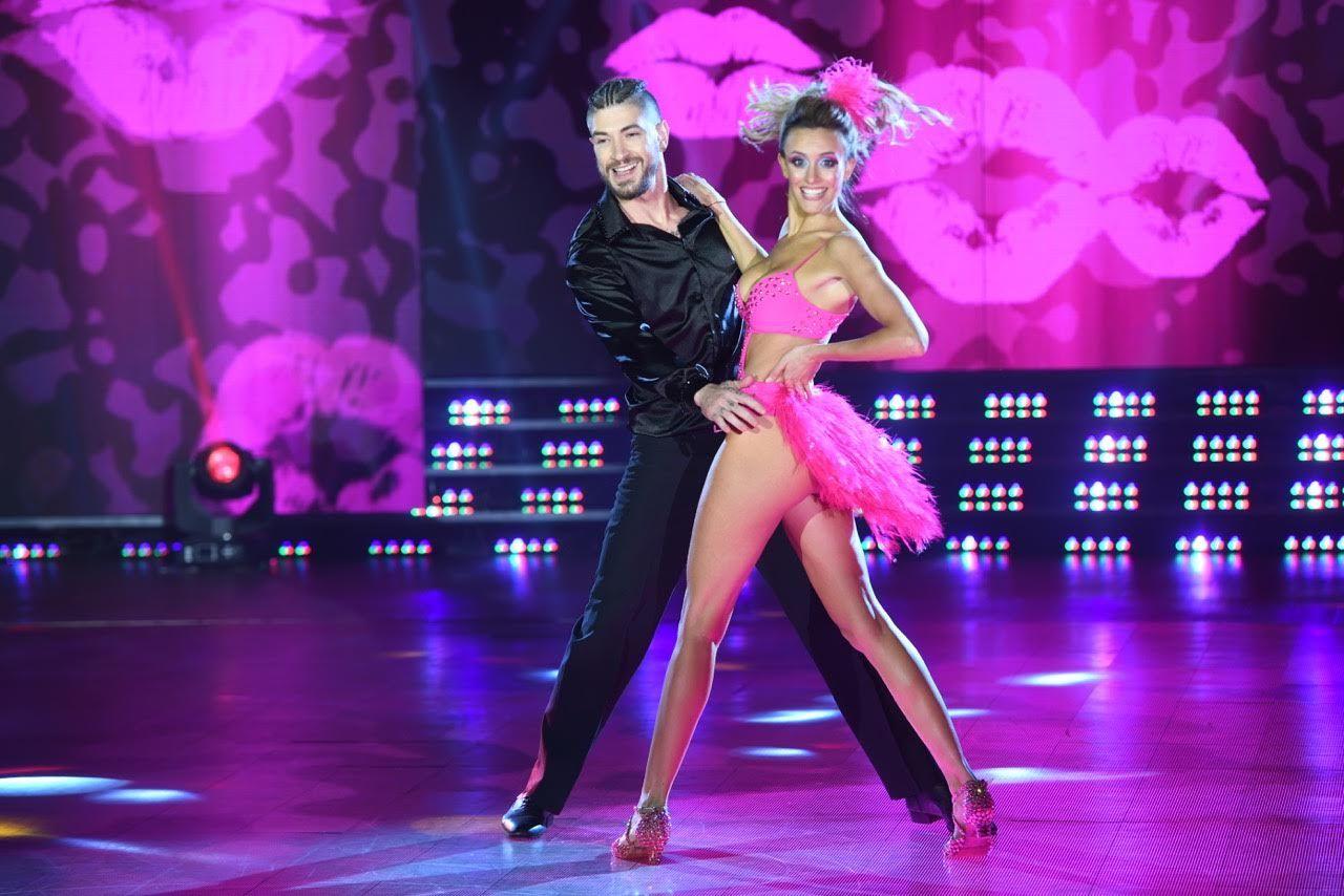 Melina Lezcano y Maxi Buitrago