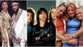 ¿Cuál fue la canción más escuchada década por década?