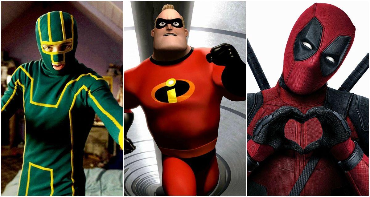 Los héroes no convencionales que ganaron la pantalla de chicos y grandes