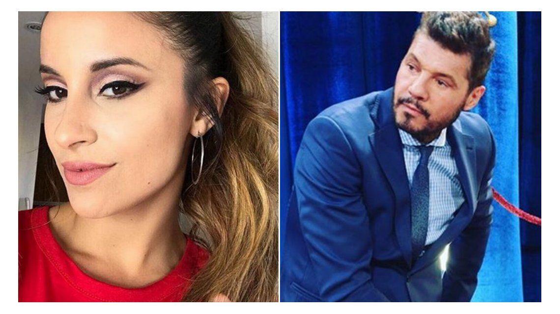 Picante respuesta de Lourdes Sánchez tras la crítica de Tinelli