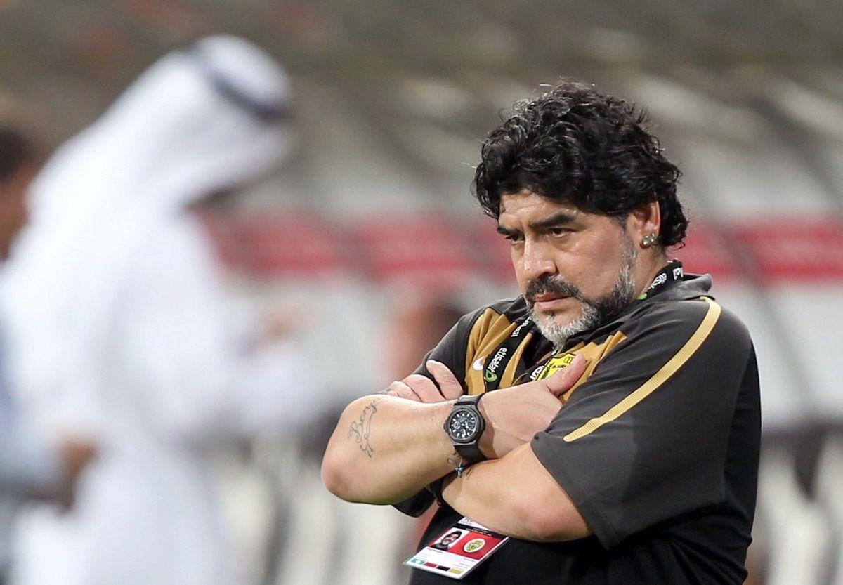 Diego Maradona y el dinero que piden por un auto que le perteneció