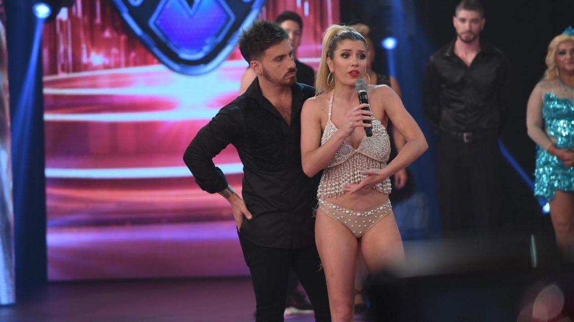 Laurita Fernández y Fede Bal