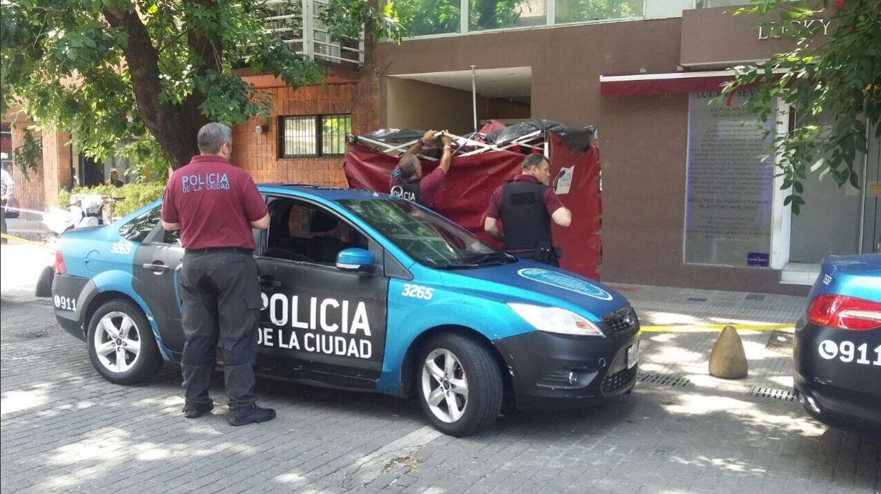 El parte oficial de la Policía por la muerte de Rocío Gancedo