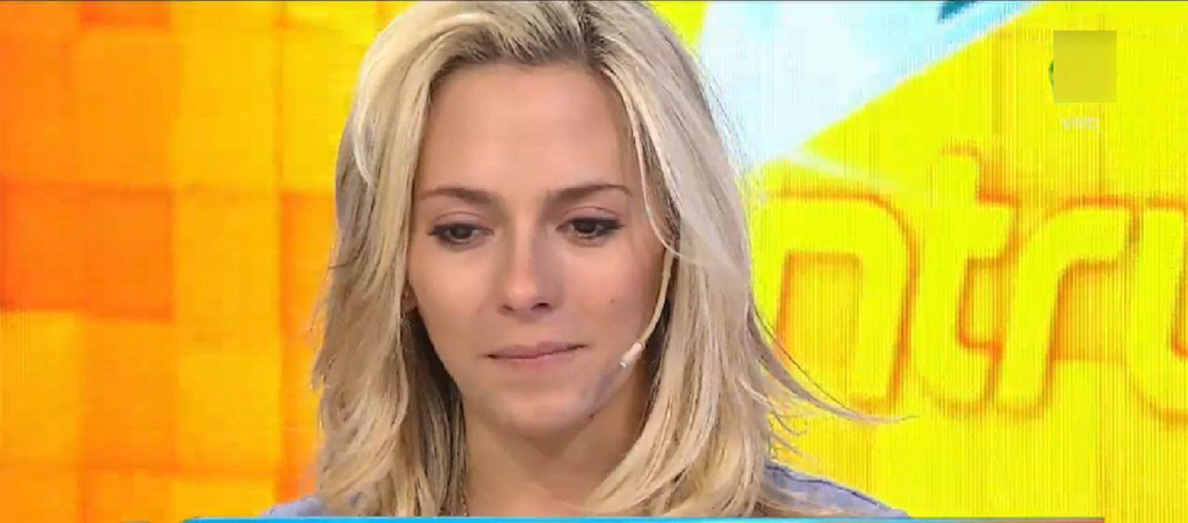 Rocío Gancedo había confesado un abuso durante su infancia