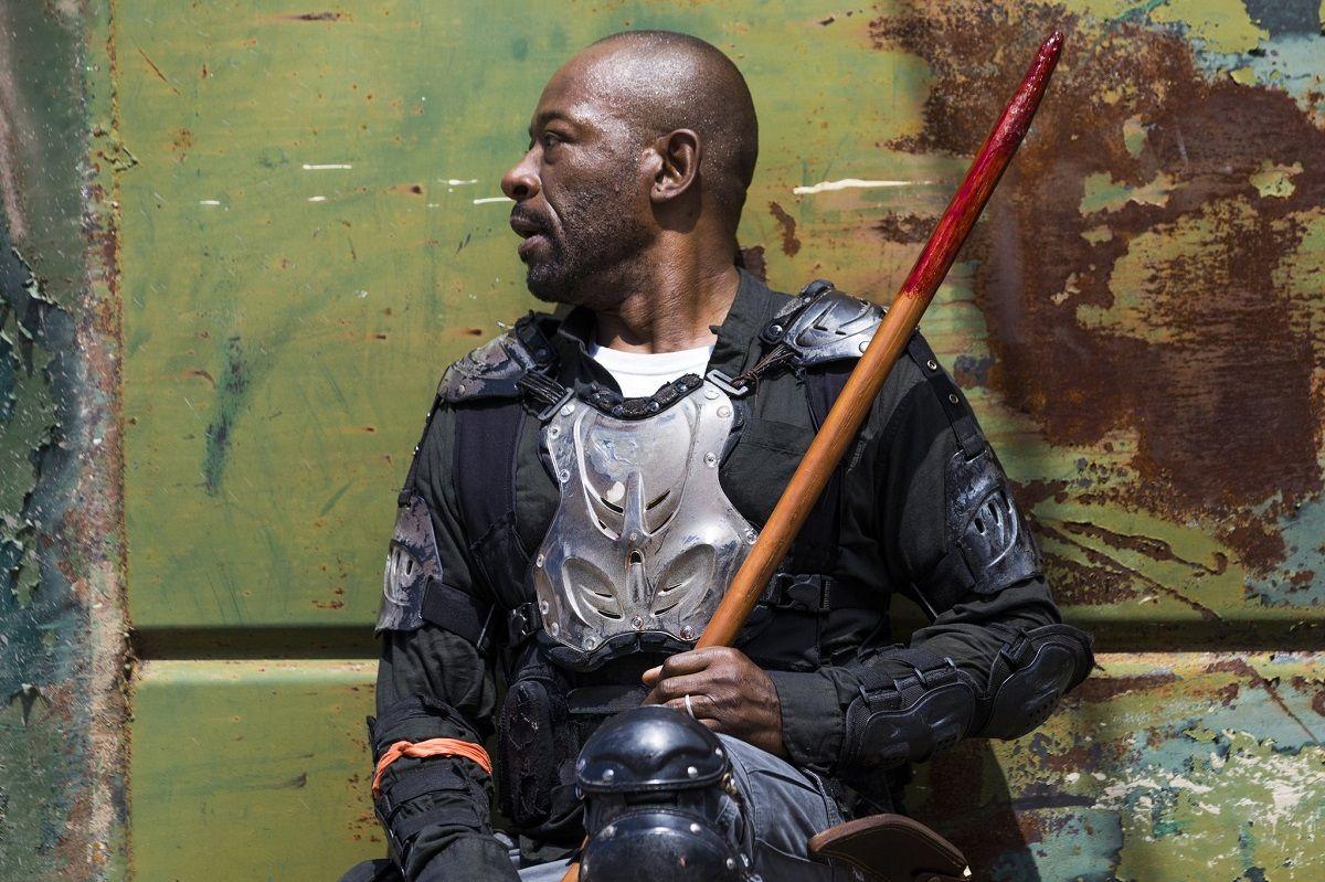Morgan pasa al crossover de The Walking Dead