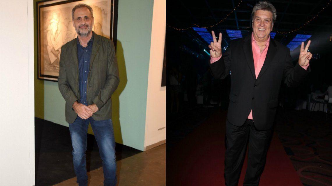 Jorge Rial elogió a Luis Ventura