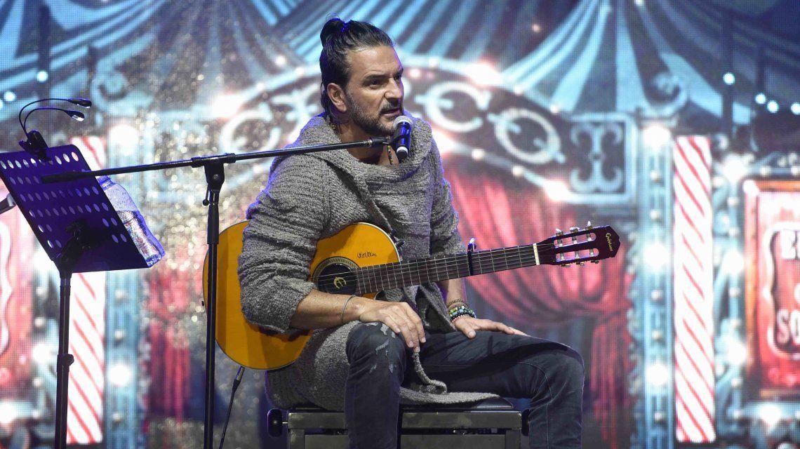 Ricardo Arjona tocó 5 veces en el DIRECTV Arena