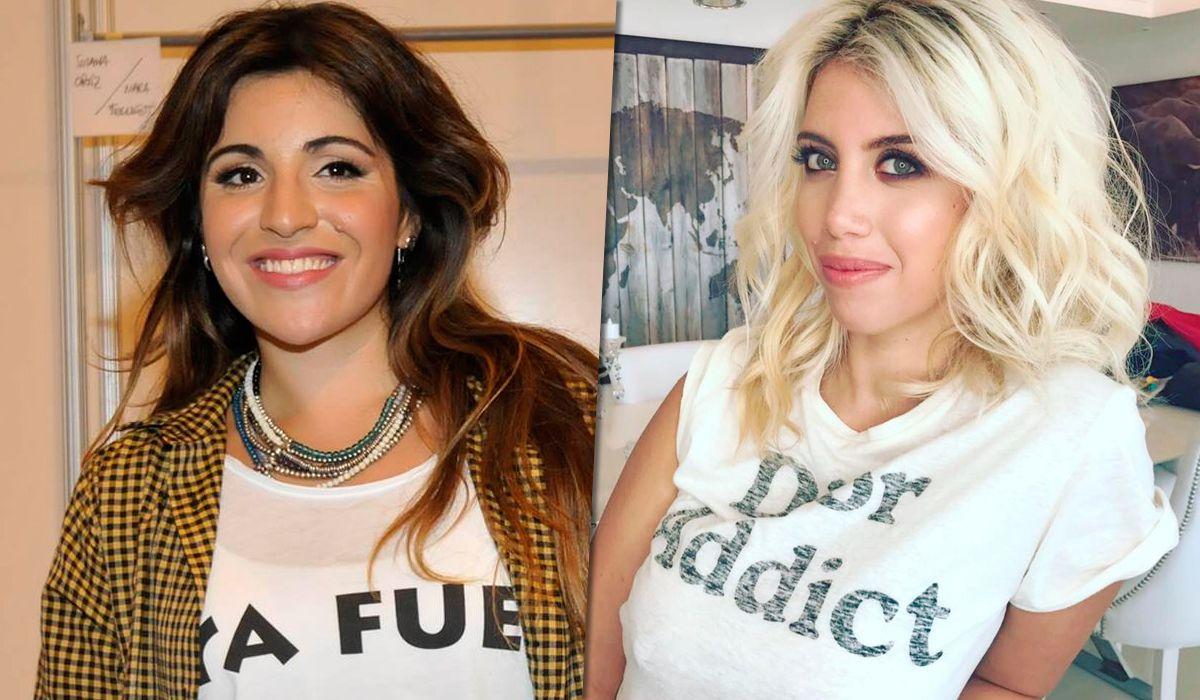 Gianinna Maradona vs. Wanda Nara