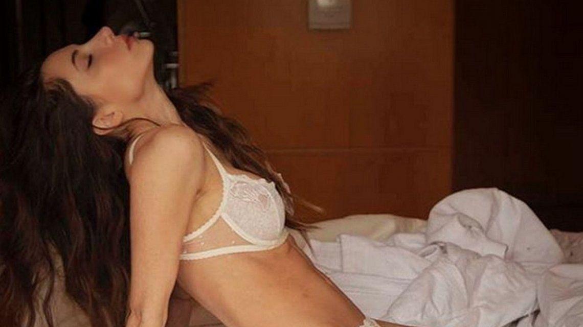 Magui Bravi comienza sus días a pura sensualidad