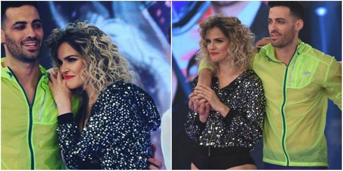 El llanto de Mariela Anchipi tras ser eliminada del Bailando