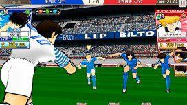 La vuelta de los Súper Campeones: Messi