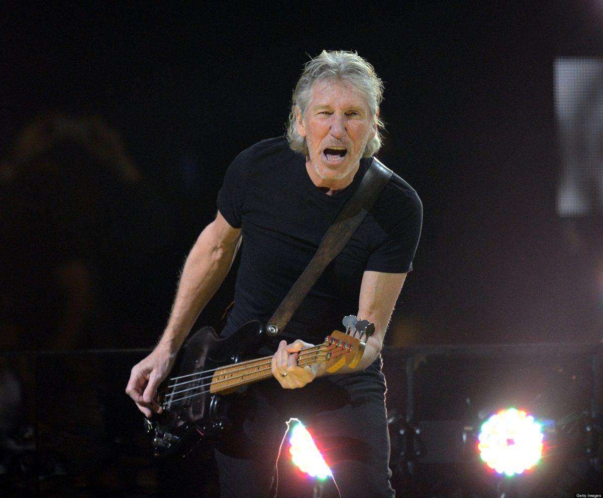 Roger Waters tocará en La Plata en noviembre de 2018