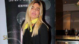 Raquel Mancini, muy cambiada por el maquillaje