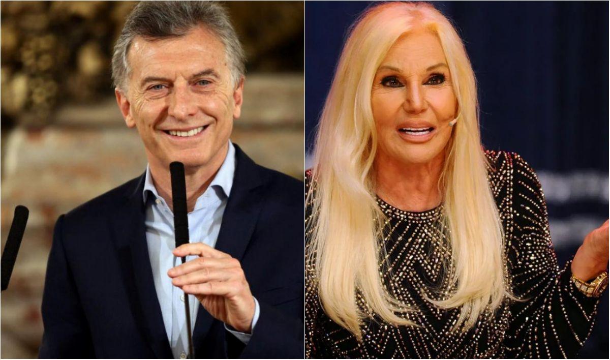 Susana no entrevistará a Macri