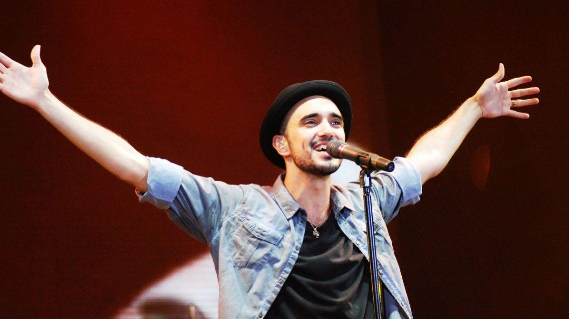 Abel Pintos cambió la fecha de un show en River