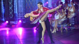 Fede Bal y Laura Fernández debutaron con el ballet