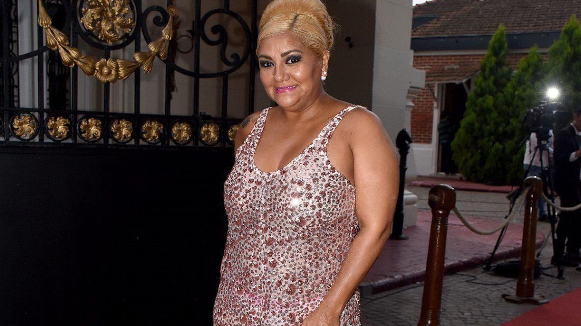 Gladys la Bomba Tucumana y sus ensayos para el Bailando