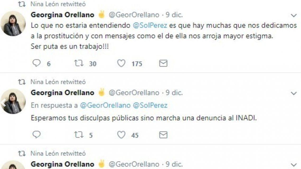 Tras el escándalo, ahora las prostitutas quieren denunciar a Sol Pérez