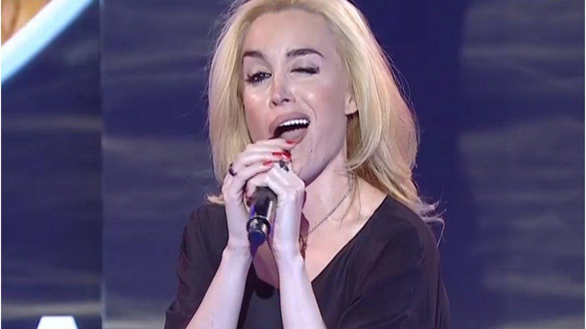 Fátima Florez imitó a las mejores cantantes populares de Latinoamérica