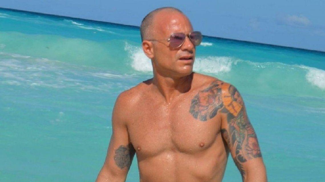 Alejandro Pucheta se hizo un tatuaje de Noelia Marzol