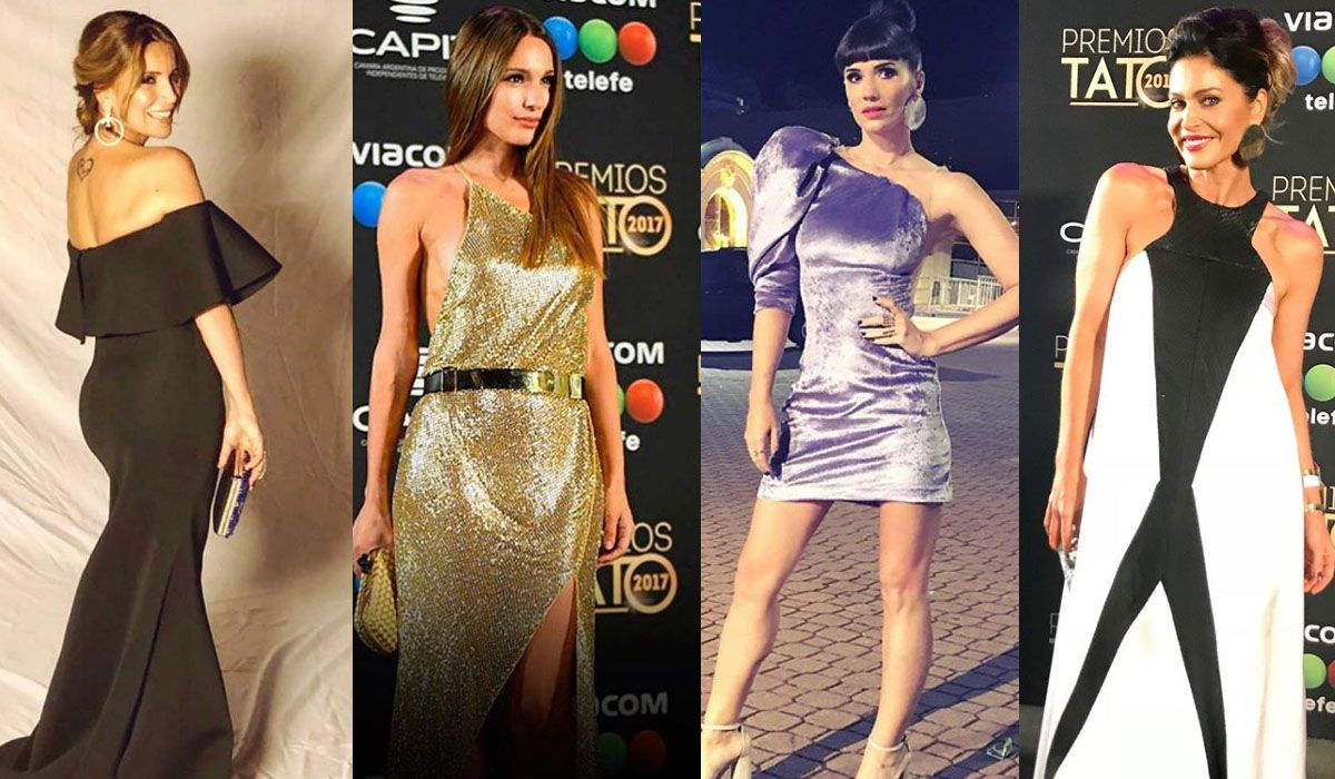 Los looks de los Premios TATO