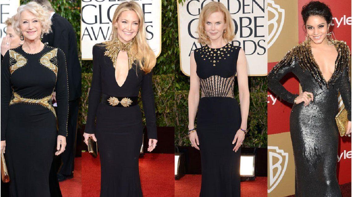 ¿Por qué las actrices de Hollywood se vestirán de negro para los Globos de Oro?