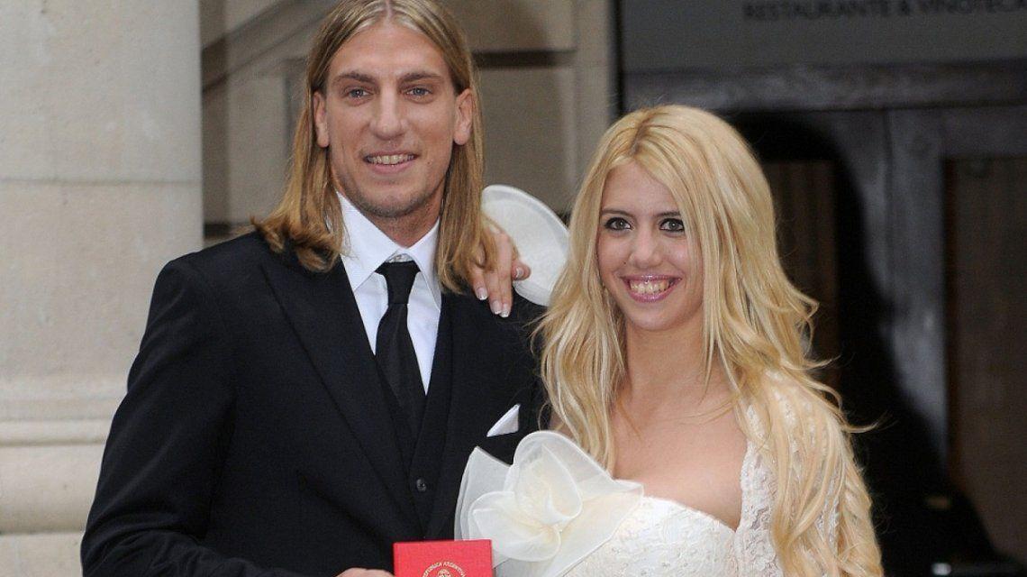 Se reencontraron Wanda Nara y Maxi López