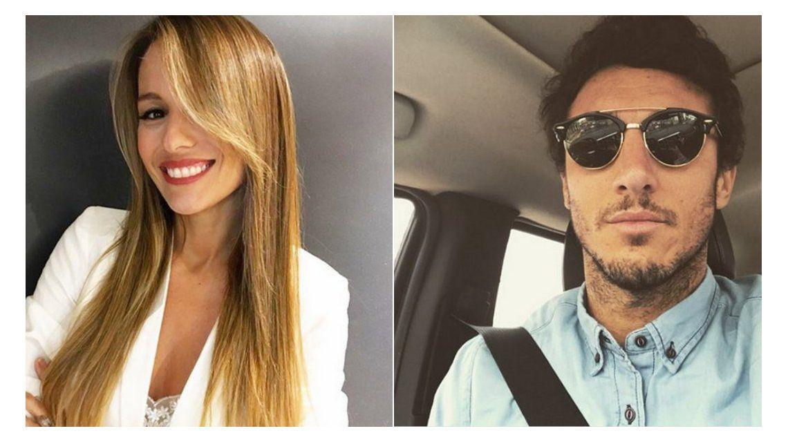 Pampita habló de los piropos de Pico Mónaco en Instagram