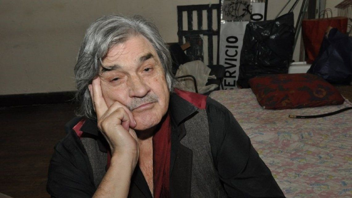 Murió el actor Lito Cruz